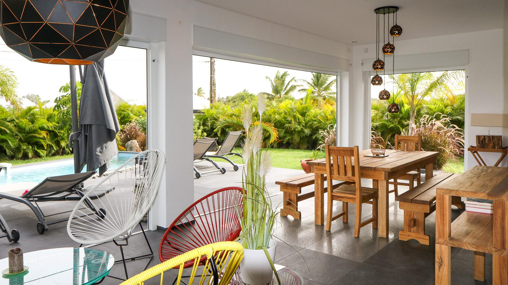 Villa Jasmin-Café St-François